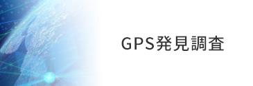 GPS発見調査